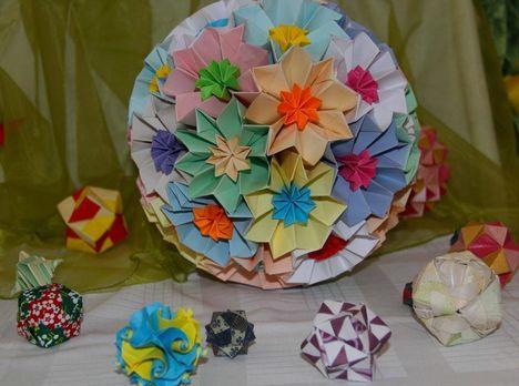 Origami kiállítás képei 7