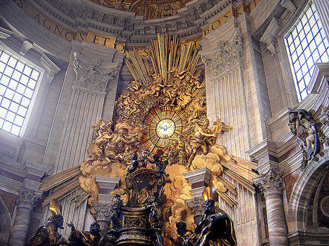 St. Péter Bazilika_Glory