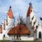Szent Kereszt-templom, Csíkszereda (Makleit László)