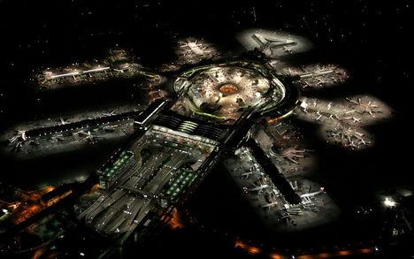 San Francisco -Airport