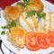 Tejbe sült sajtos csirke húsok3