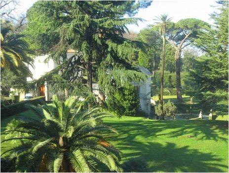 vatikán kertjei 4