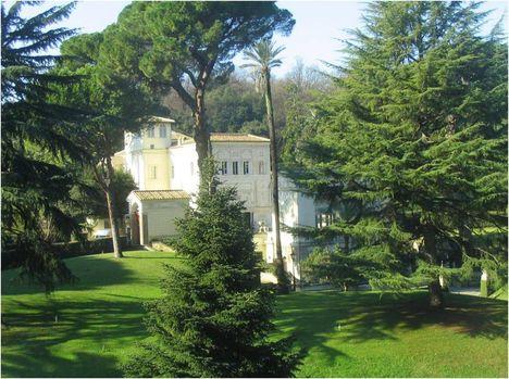 vatikán kertjei 5