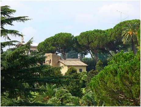vatikán kertjei 7