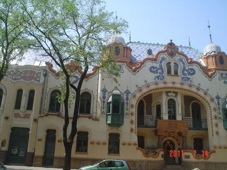 A szabadkai Cifra palota