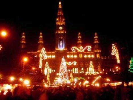 Bécs éjjel