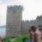 Galambóci vár egyik bástyája