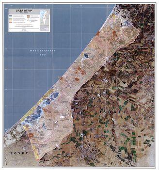gáza övezet - a tengerparti érdeksáv