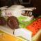 Kombájn torta