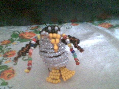 Táncoló sálas pingvin