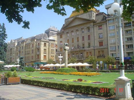 Temesvár főtere
