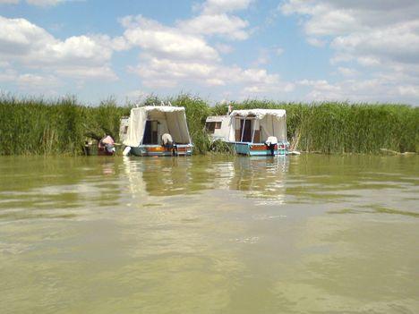 Tisza nyáron