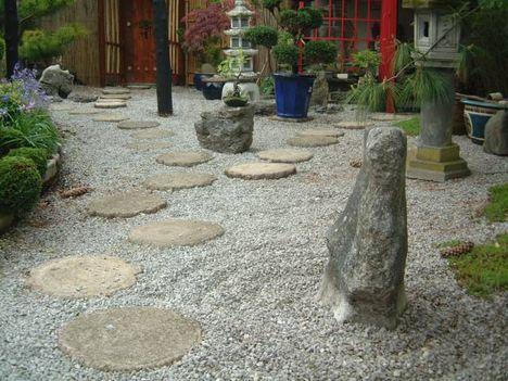 Zen kert Japánban
