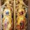 Máriapócs ikonosztázion k Királyi Ajtó