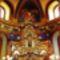 Máriapócs Kegykép a Szent Kereszt Kegyoltár felett