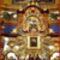 Mariapócs kegykép a szentkereszt kegyoltárnál