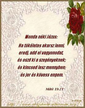bibliai idézet 14
