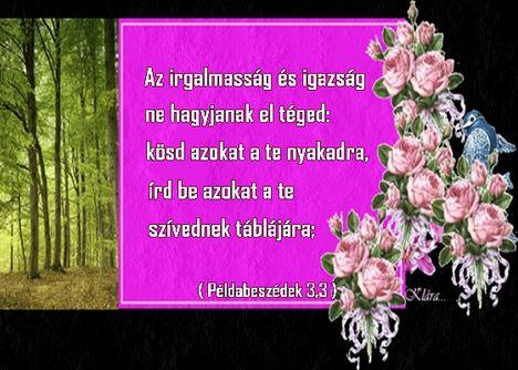 bibliai idézet 7
