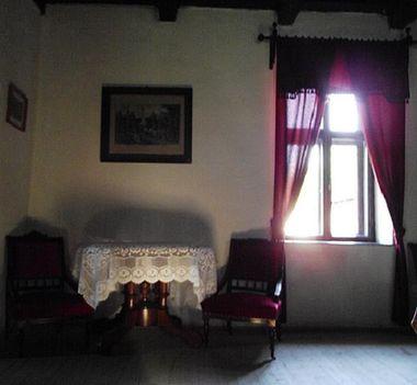 fogadó szoba
