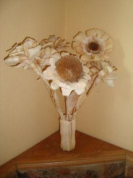 csuhé virágok