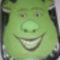 Shrek( Ogre) torta
