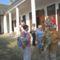 Bátaszéki tájház látogatói 2