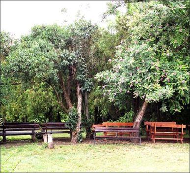 Murányi-kúria kert