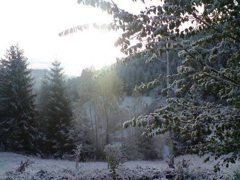 Reggeli napsütés