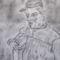 Iskolásfiú /Van Gogh festménye nyomán/