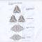 háromszögekből gyűrű