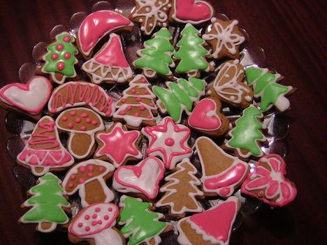 Karácsonyi mézesütemény