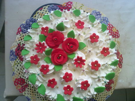 Puncs torta Ménesiné Magdi NIKI TORTÁJA alapján