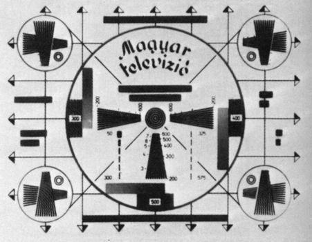 Az első monoszkóp 1957-ből