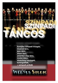 Színpadi Táncos Képzés 2011