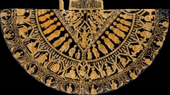 I. István koronázási palástja