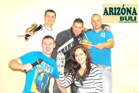 arizóna zenekar