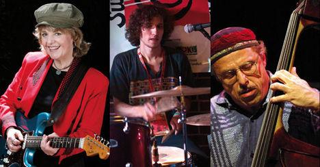 Debbie Davis Blues Trio