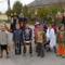 Lipót, Halloween, Jelmezbe öltözött kisiskolások, 2011. október 30.-án