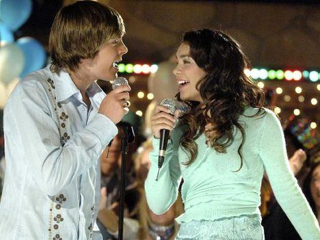 Gabriella és Troy