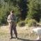 A pásztor és egyik kutyája