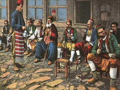 osmanli-kahvehane-insanlar-resim-tablo