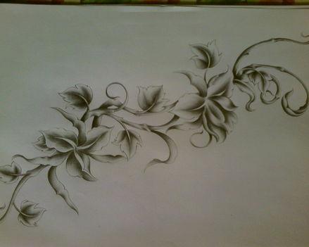 Egyedi grafitceruzával rajzolt képek 4