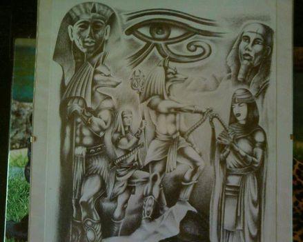 Egyedi grafitceruzával rajzolt képek 7