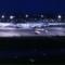 éjszakai reptér