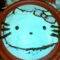 hello kitty torta fej