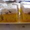 Kókuszos -szilvás habos sütemény