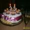 A nagylányom születésnapjára