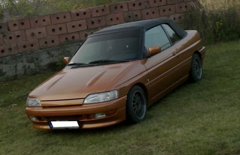 Ford Escort RS Cabrio