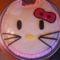Tejszínes eperkrémmel töltött Hello Kitty