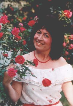 Bagdi Erzsi magyar nóta énekesnő